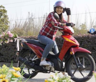 电喷摩托车使用维护系列小常识