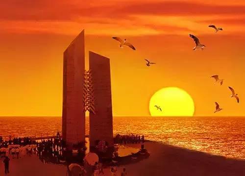 温岭最高品质微电影《风从海上来》,钱江摩托